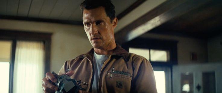 Carhartt jacket worn by Matthew McConaughey in INTERSTELLAR (2014) Movie Product Placement