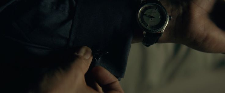 Carl F. Bucherer Watch - John Wick (2014) Movie Product Placement