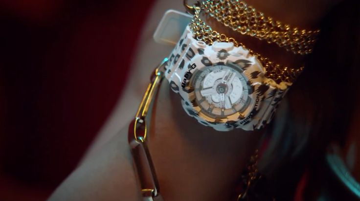 Casio Watches - Becky G - Can't Stop Dancin' Official Music Video Product Placement