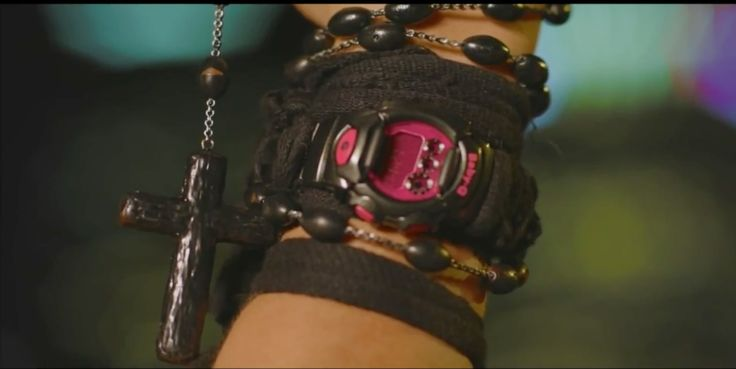 Casio Baby G watch in Ke$ha - We R Who We R (2010) Official Music Video Product Placement
