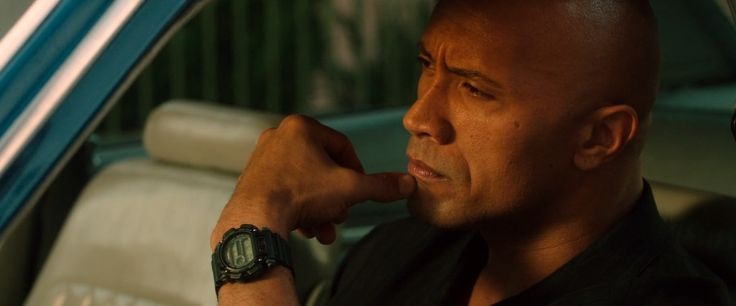 Casio 9052 G-Shock watch - Empire State (2013) Movie Product Placement