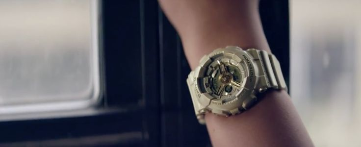 Casio Watches -  Tori Kelly - DEAR NO ONE  (2013) Official Music Video Product Placement