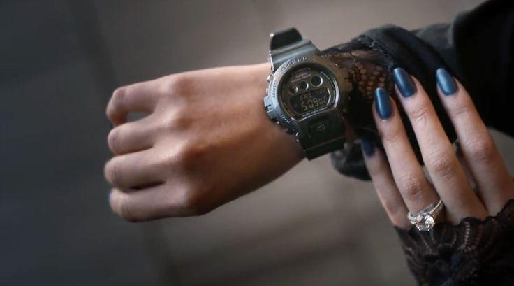 Casio G-Shock Watches - Selena Gomez - Hands To Myself Official Music Video Product Placement