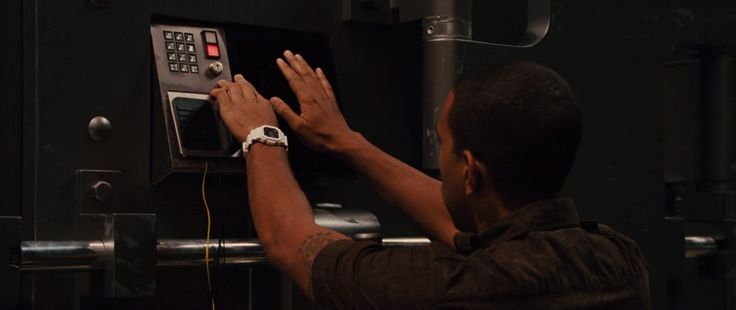 Casio G-Shock Watches - Fast Five (2011) Movie Product Placement