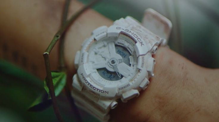 Casio G-Shock Watches - Skylar Grey - Come Up For Air Official Music Video Product Placement