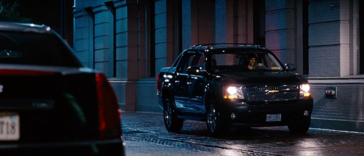 Chevrolet Avalanche SUV in G.I. JOE: RETALIATION (2013) Movie Product Placement