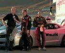 Chevrolet Camaro car in BORN TO RACE: FAST TRACK (2014)