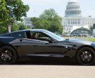 Chevrolet Corvette Stingray C7 driven by Scarlett Johansson ...
