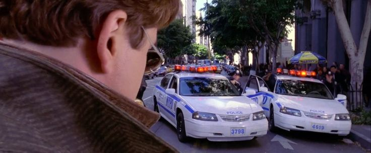 Chevrolet Impala (2000) cars in Spider-Man 2 (2004) Movie Product Placement