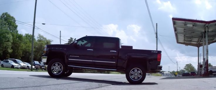 Chevrolet Silverado in STRIP IT DOWN by Luke Bryan (2015) Official Music Video Product Placement
