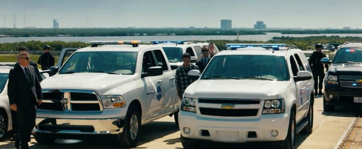 Chevrolet Tahoe and Ram 1500 - Transformers: Dark of the Moon (2011) Movie Product Placement