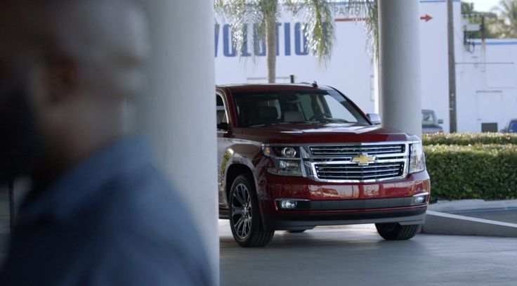 Chevrolet Tahoe in BALLERS: GASLIGHTING (2015) TV Show Product Placement