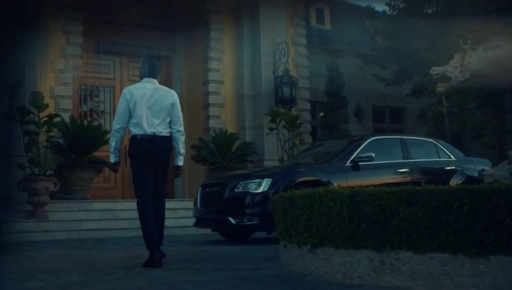 Chrysler 300 car in DANCE LIKE WE'RE MAKING LOVE by Ciara (2015) Official Music Video Product Placement