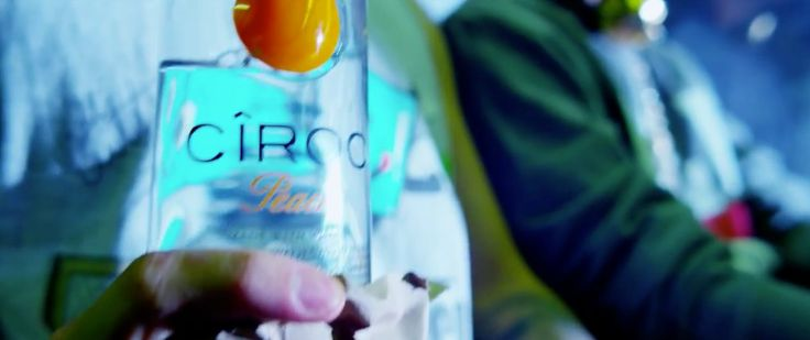Ciroc peach vodka in MIND OF A STONER by Machine Gun Kelly (2014) Official Music Video Product Placement