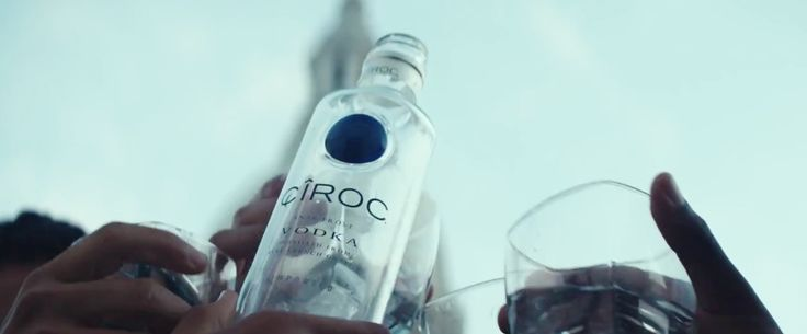 Cîroc vodka in MATRIMONY by Wale (2015) Official Music Video Product Placement