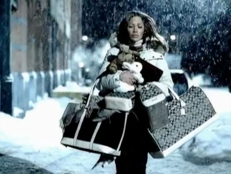 Coach bags being carried by Jennifer Lopez in ALL I HAVE Official Music Video Product Placement