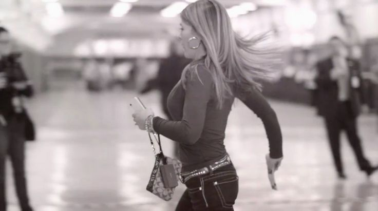 Coach purse in in PLAY IT AGAIN by Luke Bryan (2014) Music Video Product Placement