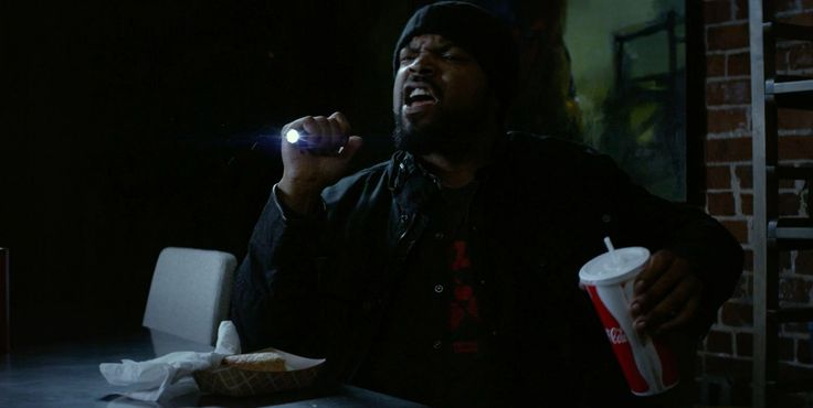 Coca-Cola - RIDE ALONG (2013) - Movie Product Placement