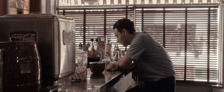 Coca-Cola fridge - THE LONGEST RIDE (2015) Movie Product Placement