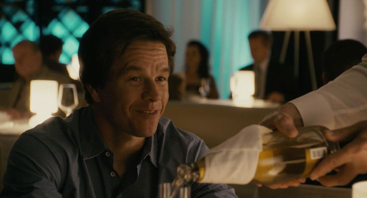 Cristal champagne in TED (2012) Movie Product Placement