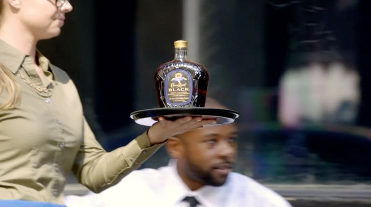 Crown Royal Black whisky in PAPI by Jennifer Lopez (2011) Official Music Video Product Placement
