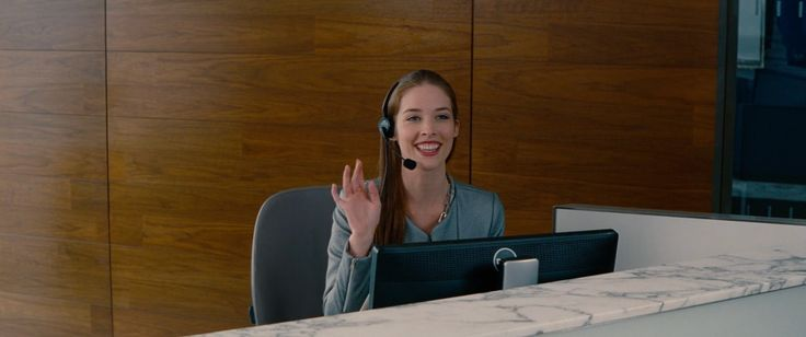 Dell monitor in THE OTHER WOMAN (2014) Movie Product Placement