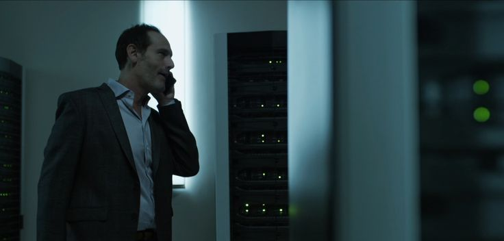 Dell servers in HOUSE OF CARDS: CHAPTER 45 (2016) TV Show