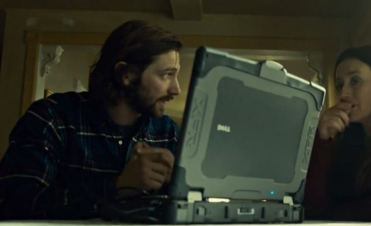 Dell XPS laptop used by Michiel Huisman in ORPHAN BLACK: BY MEANS WHICH HAVE NEVER YET BEEN TRIED (2014) TV Show Product Placement