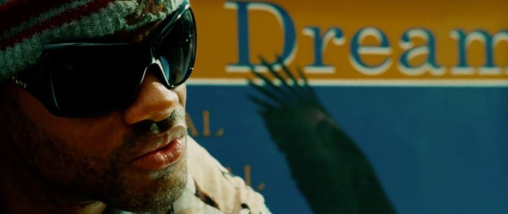 Dior Mist 1 sunglasses worn by Will Smith in HANCOCK (2008) - Movie Product Placement