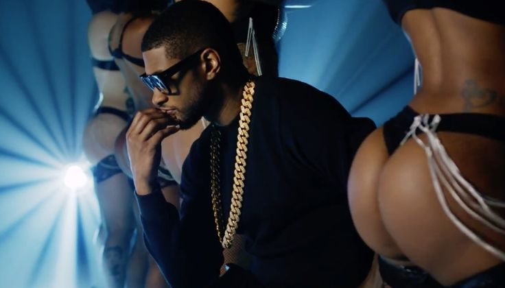 Dita Creator Sunglasses - Kid Ink - Body Language ft. Usher, Tinashe Official Music Video Product Placement