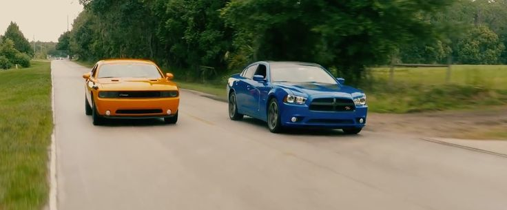Dodge Challenger and Dodge Charger cars in KISS YOU IN THE MORNING by Michael Ray (2015) - Official Music Video Product Placement