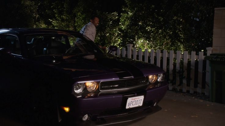 "Dodge Challenger car in ""Black-ish"" Martin Luther sKiing Day (2015) TV Show Product Placement"