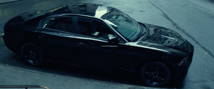 Dodge Charger car in JOHN WICK (2014) Movie Product Placement