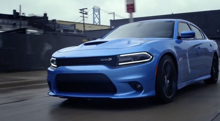 Dodge Charger SRT 392 (2015) car in ONE CALL AWAY [COAST TO COAST MIX] by Charlie Puth, Brett Eldredge, Ty Dolla $ign & Sofia Reyes (2015) Official Music Video Product Placement