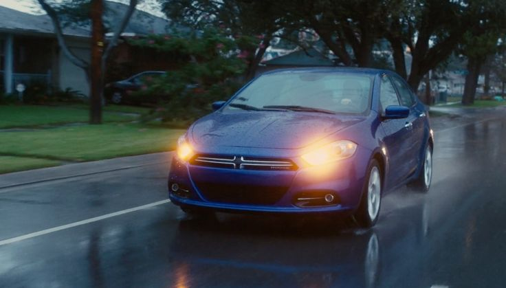 Dodge Dart car driven by Jon Bernthal in GRUDGE MATCH (2013) - Movie Product Placement