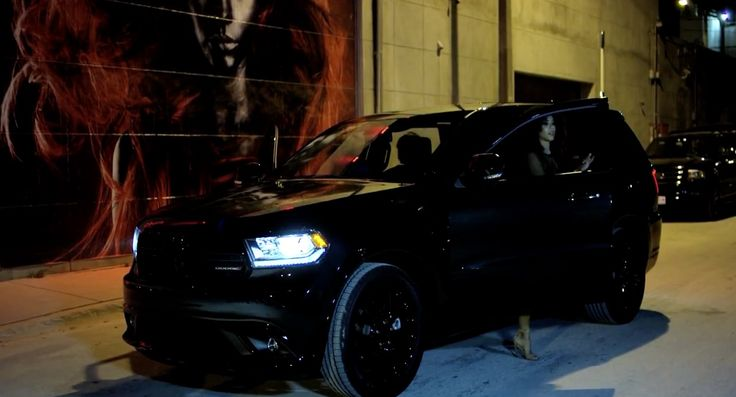 Dodge Durango SUV in MY HOUSE by Flo Rida (2015) Official Music Video Product Placement