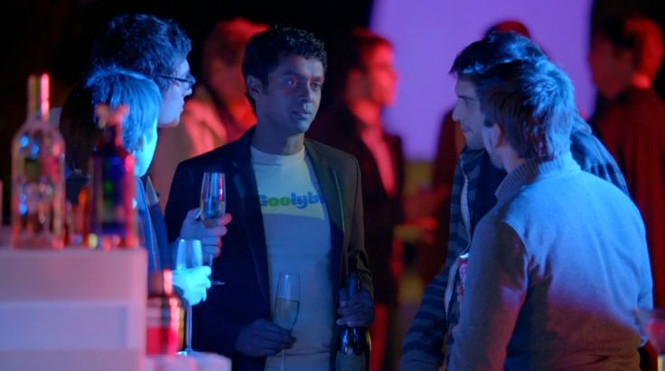 Dom Perignon champagne - Silicon Valley TV Show Product Placement