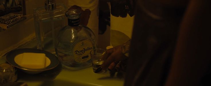 Don Julio tequila in CHI-RAQ (2015) Movie Product Placement