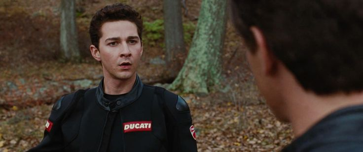 Ducati Jacket - Wall Street: Money Never Sleeps (2010) Movie Product Placement