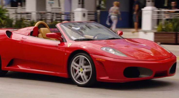 Ferrari F430 Spider car in HOW I MET YOUR MOTHER: WEEKEND AT BARNEY'S (2013) - TV Show Product Placement