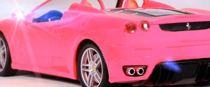 Ferrari F430 Spider - Nicki Minaj - Super Bass (2010) Official Music Video Product Placement