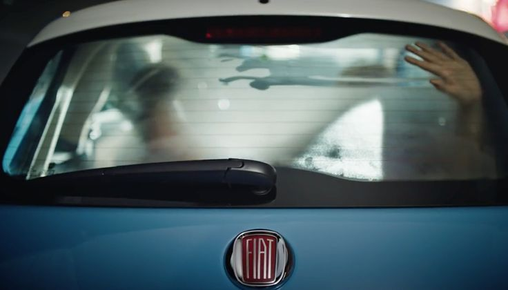 Fiat 500 in MARVIN GAYE by Charlie Puth (2015) Official Music Video Product Placement