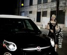 Fiat 500L car in SPARK THE FIRE by Gwen Stefani (2014)