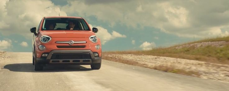 Fiat 500X car in ONLY LOVE by Shaggy (2016) Official Music Video Product Placement