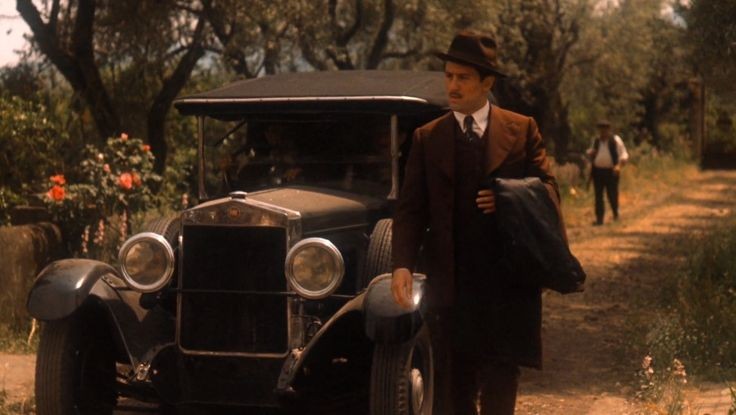 Fiat 503 car - THE GODFATHER: PART II (1974) Movie Product Placement