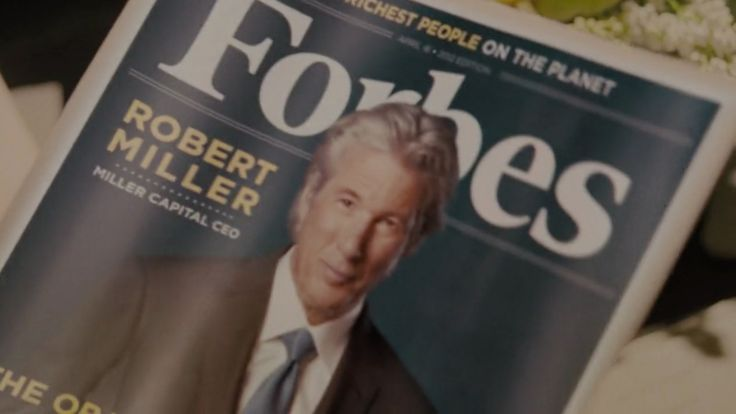 Forbes magazine in ARBITRAGE (2012) Movie Product Placement