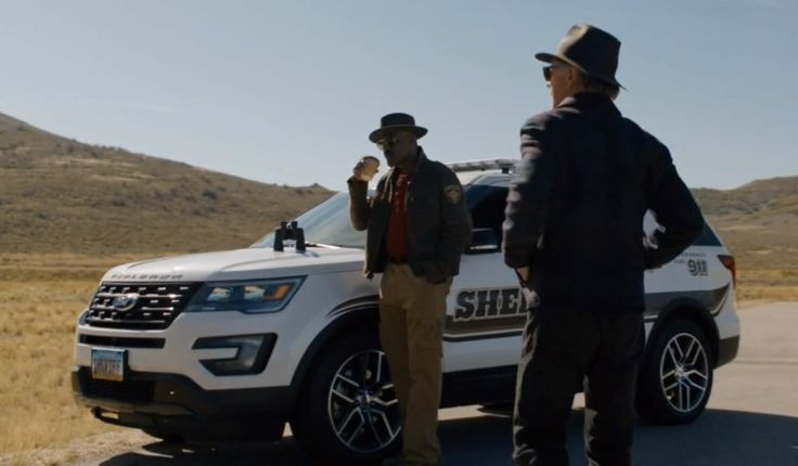 Ford Explorer SUV in BLOOD & OIL: CONVERGENCE (2015) - TV Show Product Placement