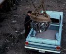 Ford Falcon Ranchero in GOLDFINGER (1964)