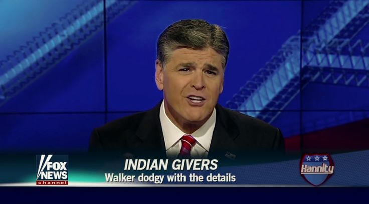 Fox News TV channel and Hannity TV show in HOUSE OF CARDS: CHAPTER 23 (2014) TV Show Product Placement