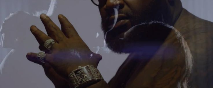 Franck Muller Watches - Rick Ross - Thug Cry ft. Lil Wayne Official Music Video Product Placement